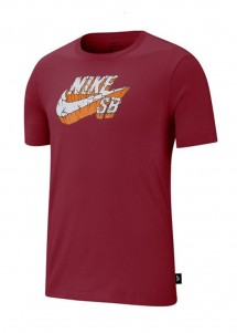 Nike SB Logo Concrete  T-shirt