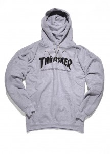 Bluza Thrasher Skate Mag