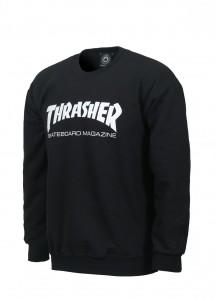 Bluza Thrasher Skate Mag Crew