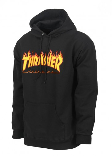 Bluza Thrasher Flame Logo
