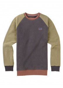 Bluza aktywna Burton Westmate Polartec Crew