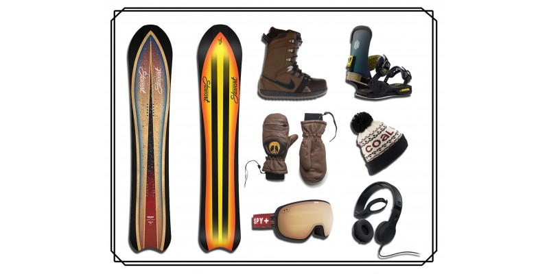 SNOWBOARD - MAN COLLECTION